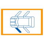 Alzavetro auto  porta Anteriore lato  SINISTRO per  Citroen Xantia (2/1993) Solo meccanismo per motori originali con elettronica